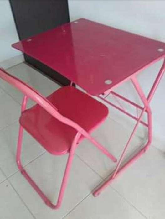 <strong>escritorio</strong> Rosado