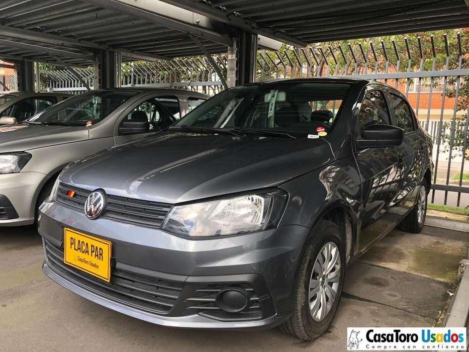 Volkswagen Voyage 2019 - 11058 km