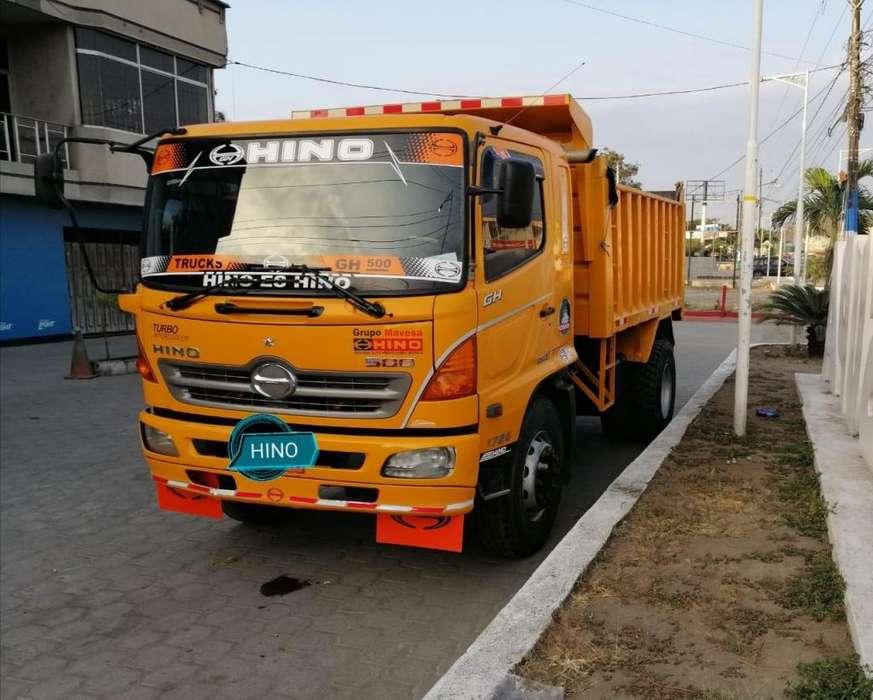 Volqueta Hino500 GH 2013