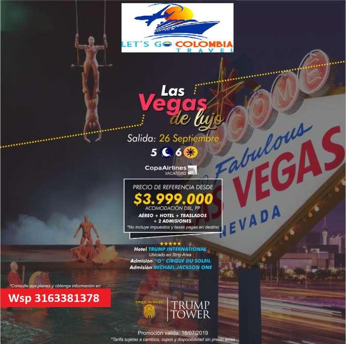 Las Vegas de Lujo