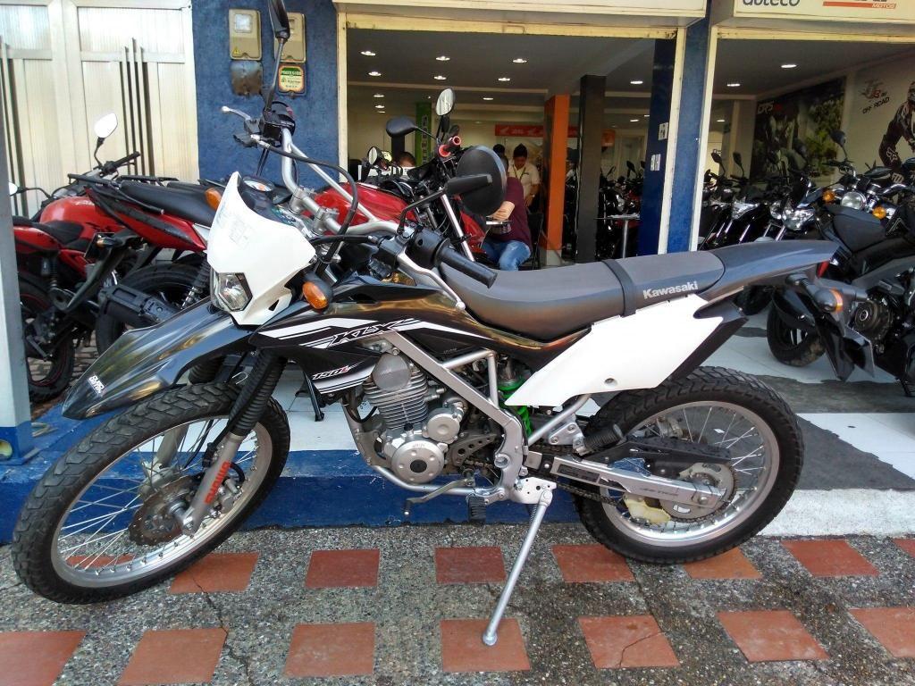 Kawasaki klx 150 modelo 2016 al día Papeles como nuevos! Fácil financiación