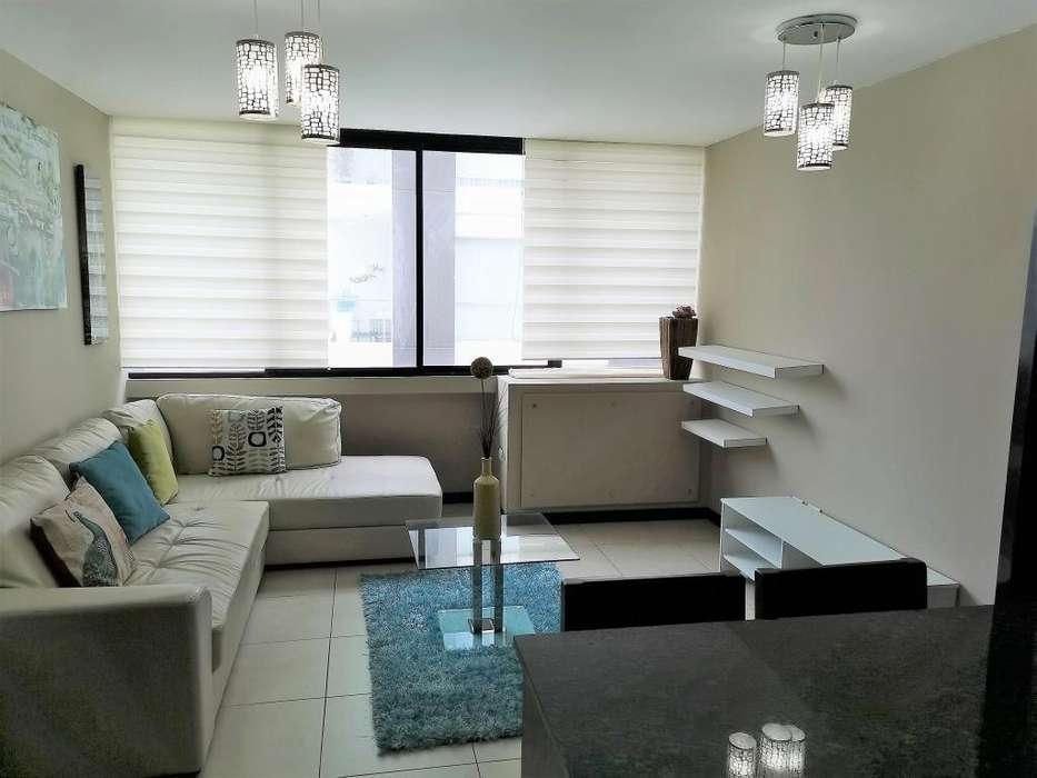 Alquiler de departamento en Puerto Santa Ana, 2 dormitorios, Torres Bellini