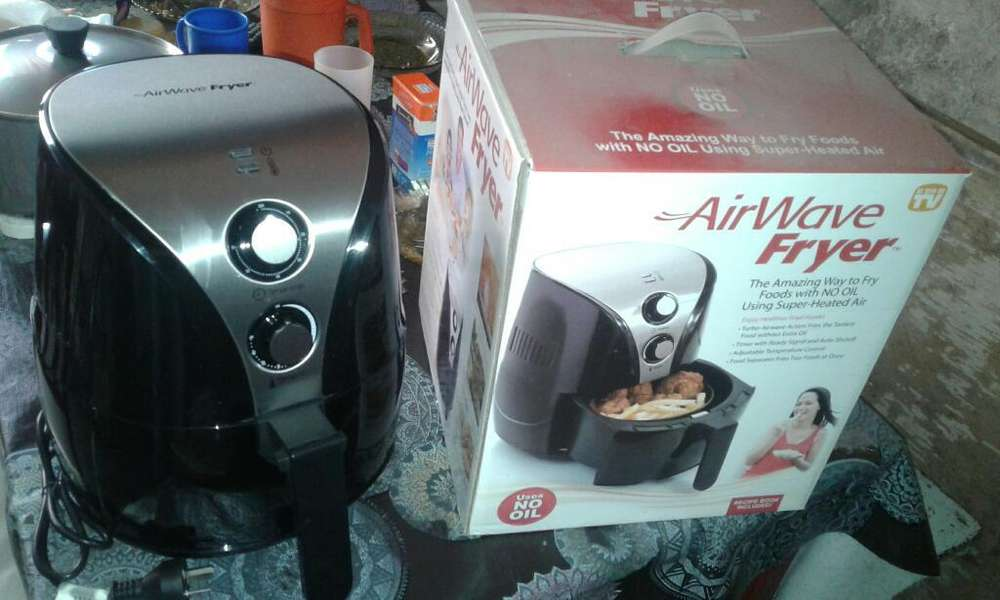 Vendo Airwave Fryer