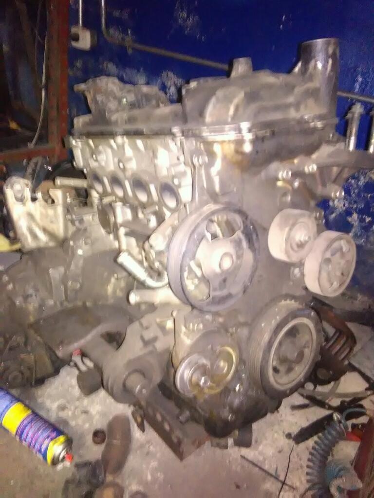 Motor Mazda 3