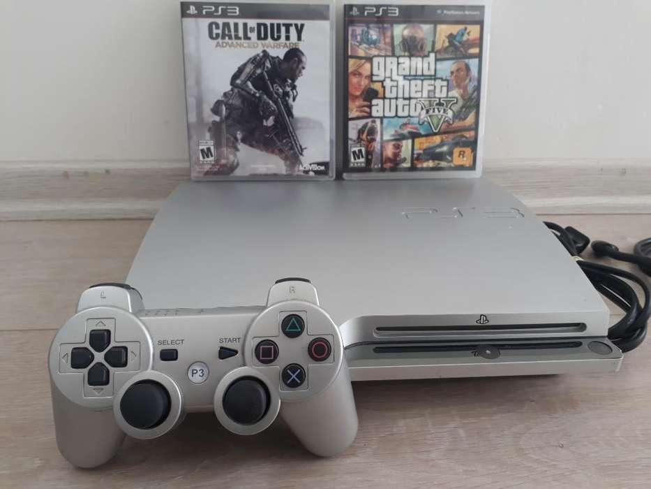 ¡mega Oferta! Playstation 3 Buen Estado