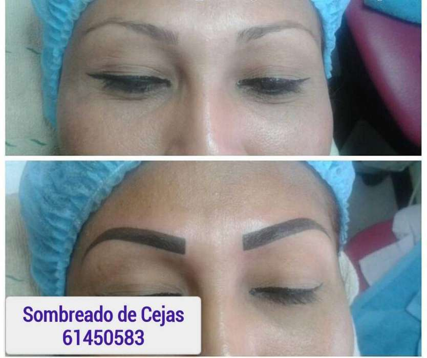 Sombreado Permanente de Cejas