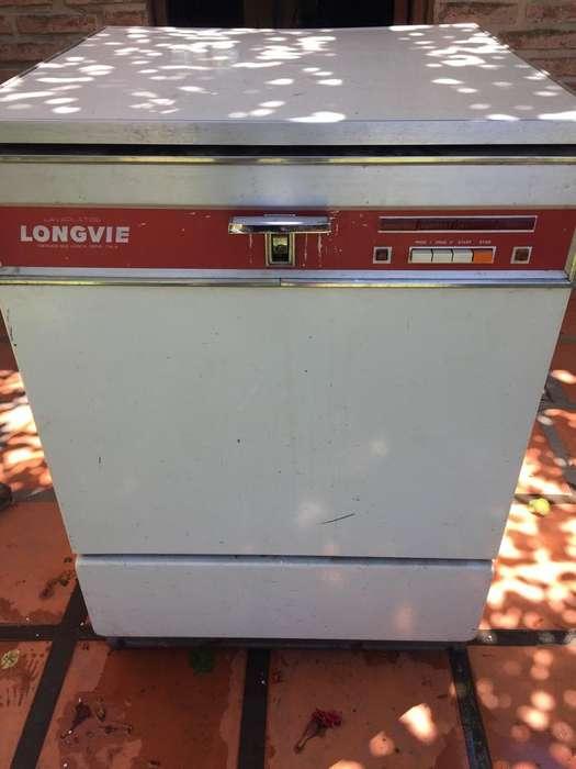 <strong>lavavajillas</strong> Longvie Italiano andando
