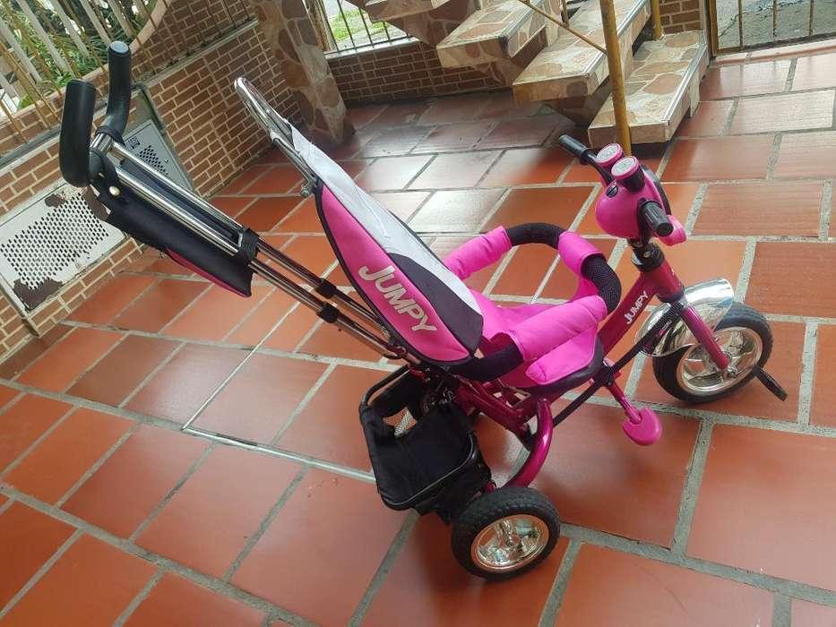 Triciclo Jumpy