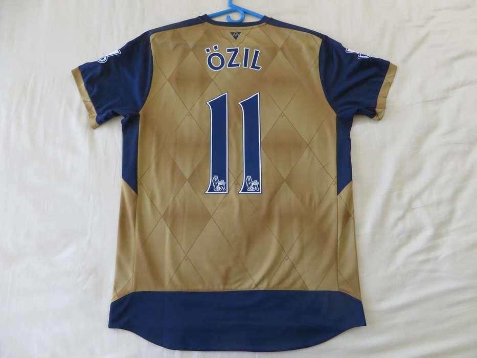 camiseta Mesut Ozil, Arsenal 2015/16, acepto cambios