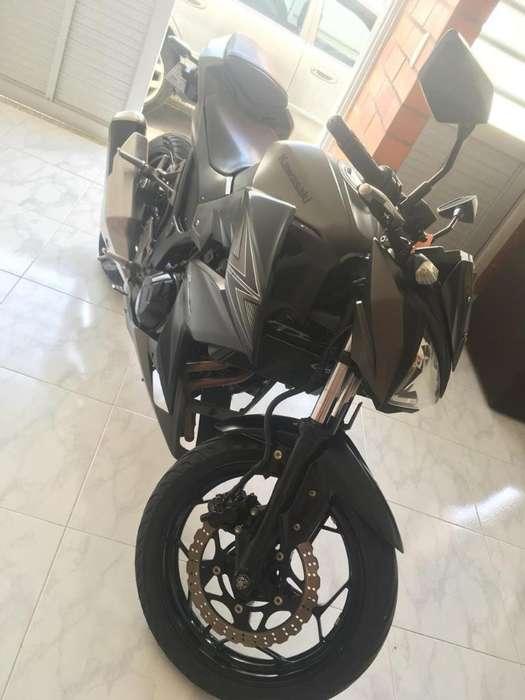 Vendo Moto <strong>kawasaki</strong> Z250