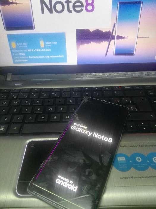 Samsung Note 8 (n950f/d) Placa Libre