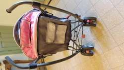 cochecito Plegable tipo paraguitas usado