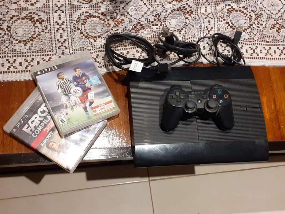 Play 3 Ps 3