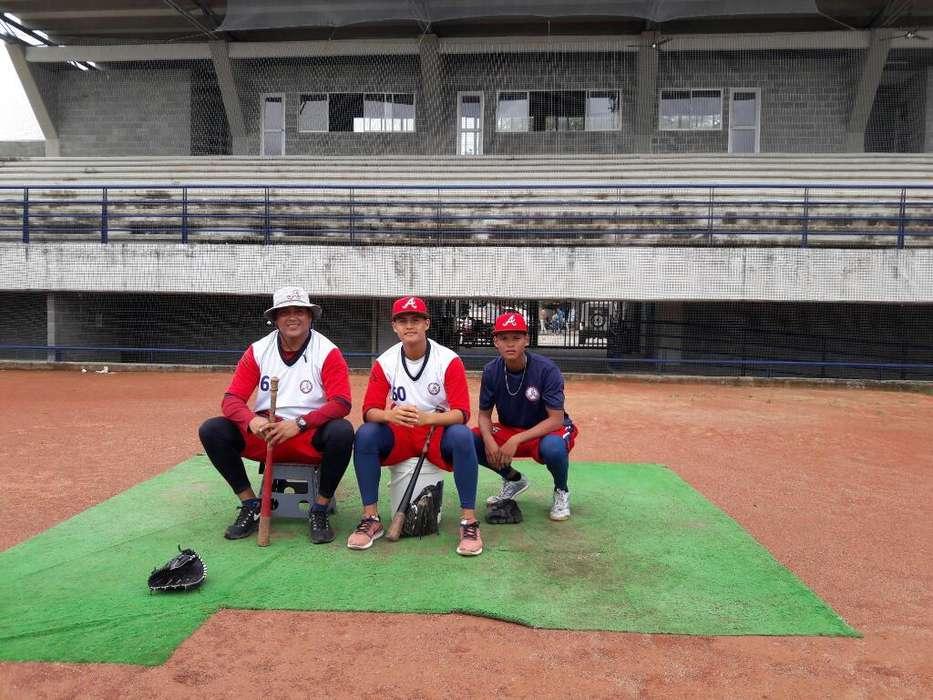 Practica de Beisbol para Niños