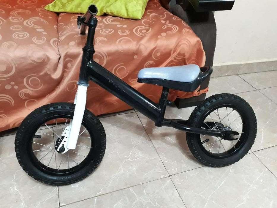 Bicicleta de Niño sin Pedales