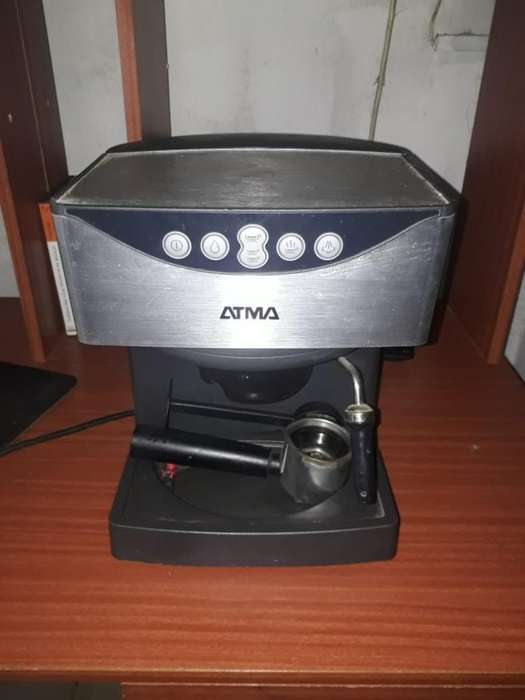 Vendo Cafetera Atma Express Digital