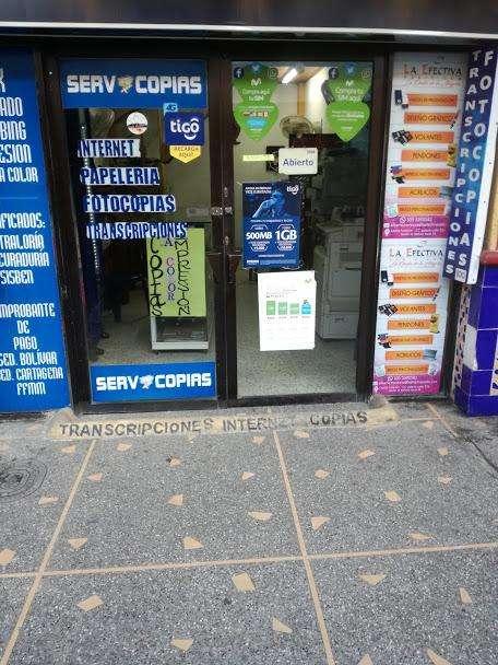 vendo cafe internet motivo viaje