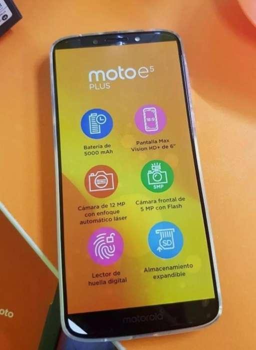 Celular Motorola Moto E5plus No Enciende