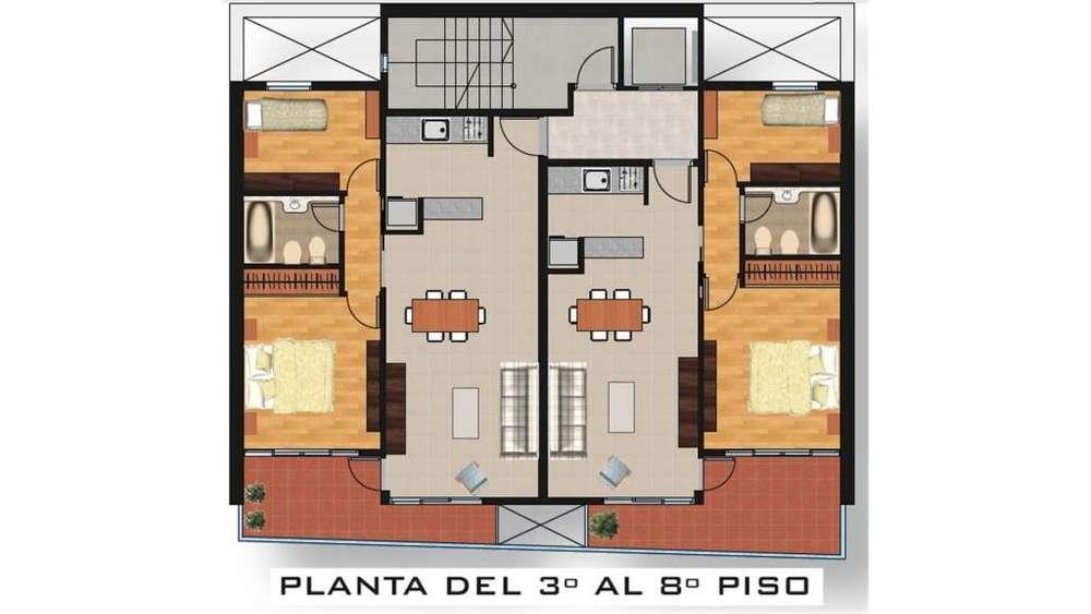 Av. Carballo 589 - UD 150.000 - Departamento en Venta