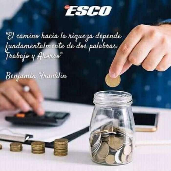 Sistema de Ahorro Y Capitalización Esco