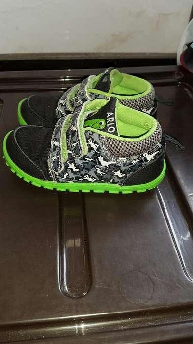 Zapatos Reebok Talla 24,25