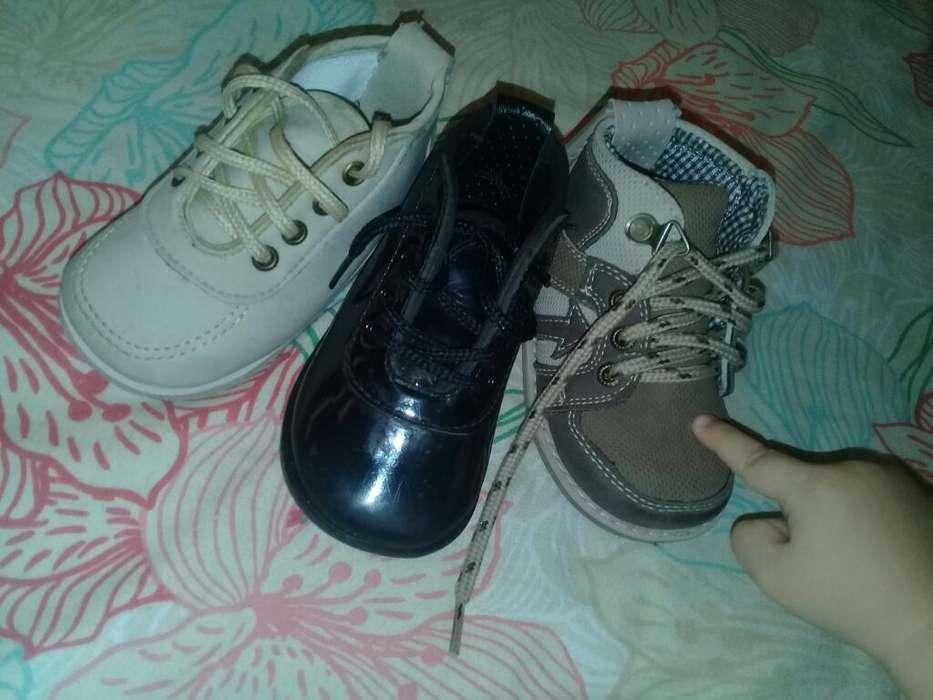 Zapato Ortopédico Talla 19