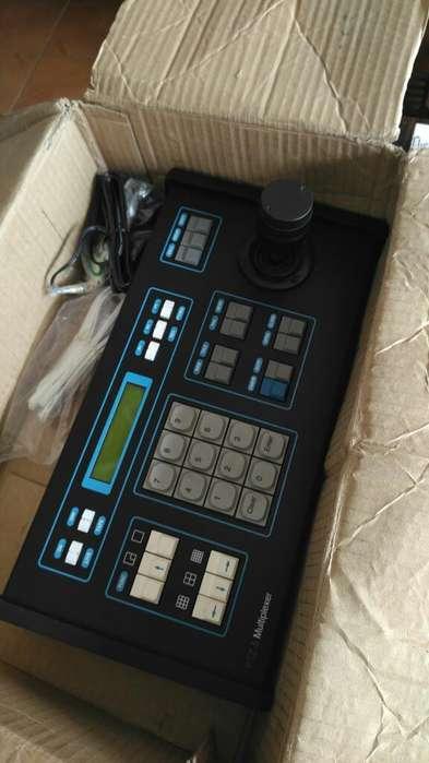 Decodificador Digital de Cámara