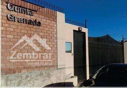 VENTA DE TERRENO DOBLE FRENTE EN RESIDENCIAL EXCLUSIVA EN CAYMA