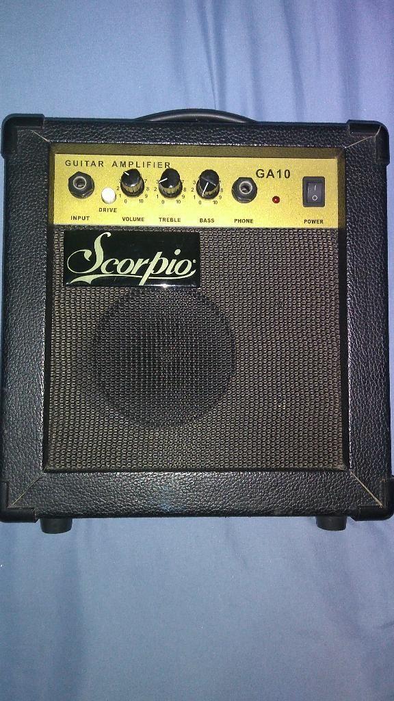 Amplificador Marca Scorpio