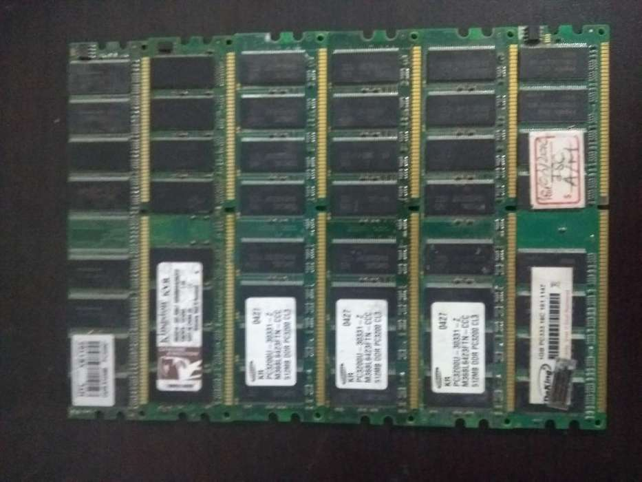 Memoria Ddr1 512mb