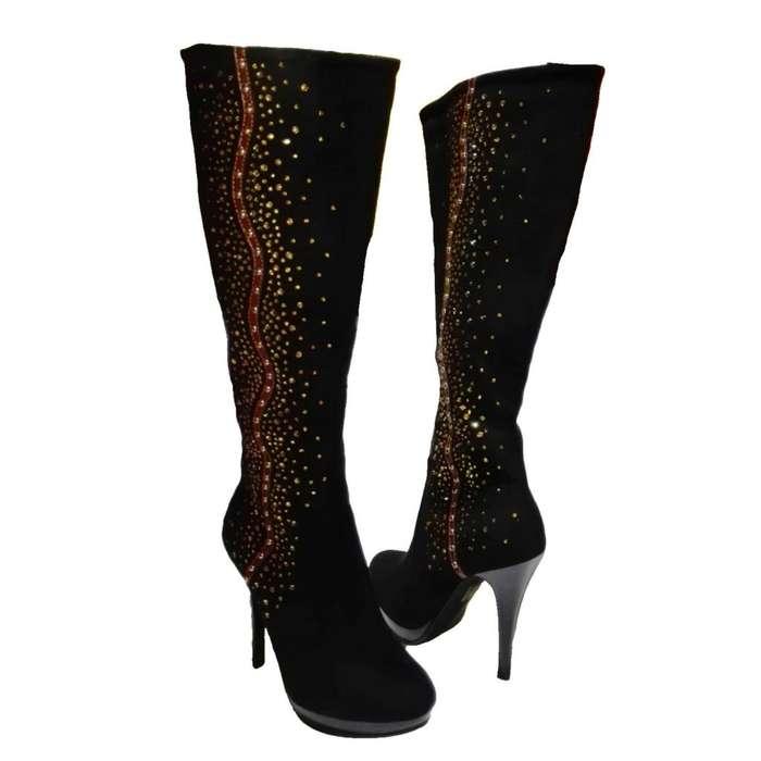 0596af8d Botas largas Calzado Mujer 35 Italina moda navidad regalo amor