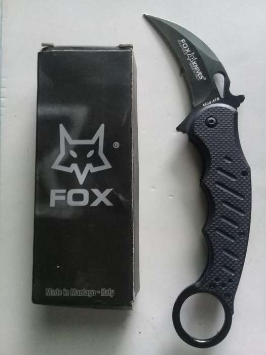 Karambit Tactico Fox