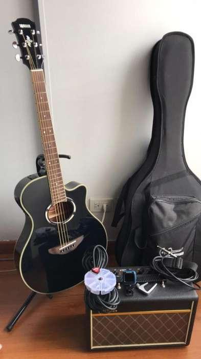 Guitarra Electroacustica Yamaha APX