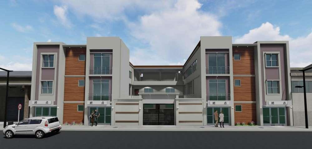 Alquiler edificacion norte Guayaquil 1500m2 construccion, total o parcial, para servicios, educacion, seguridad,etc.