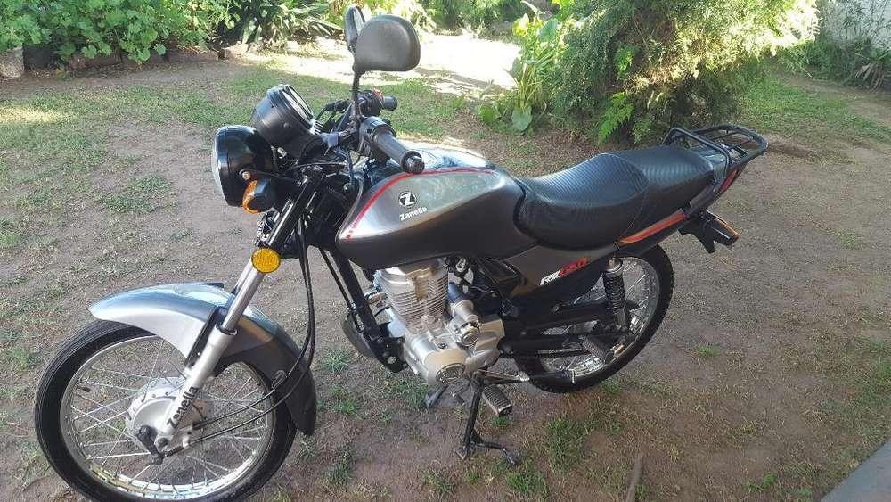 Vendo Zanella 150cc