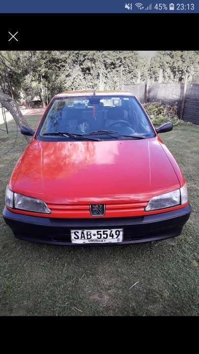 <strong>peugeot</strong> 306 1996 - 288463 km