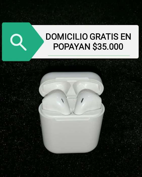AURICULARES BLUETOOTH AirPods