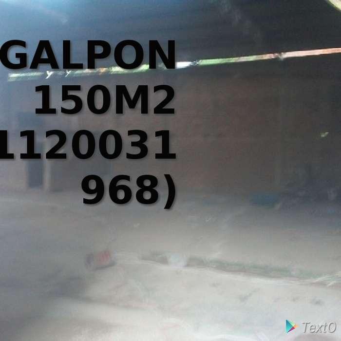 ALQUILO GALPON 150M2 BURZACO