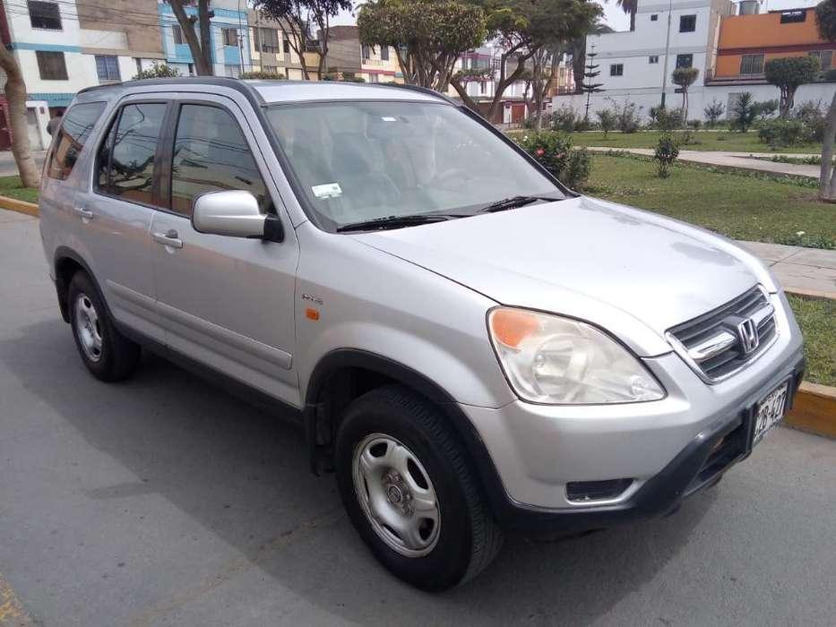 Honda CR-V 2004 - 120000 km