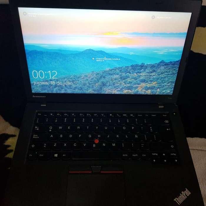 Laptop Lenovo T450 Core I5 5300u 500G 4GB RAM