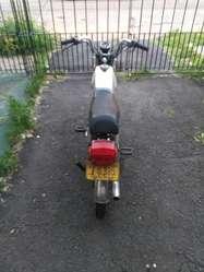 moto de coleccion a pedales motor sachs