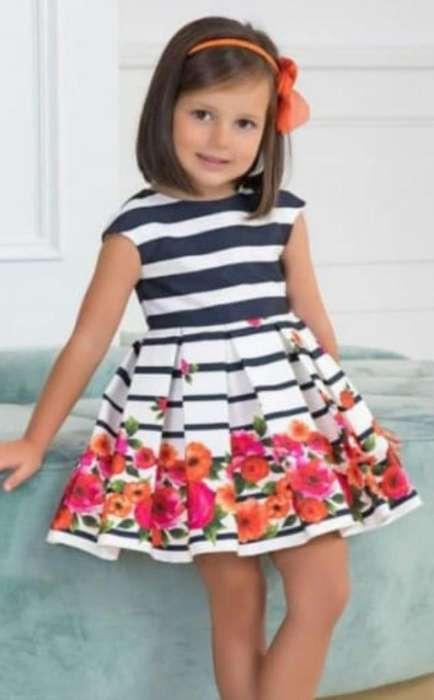 Vestido de Niña Oferta Talla 4 10
