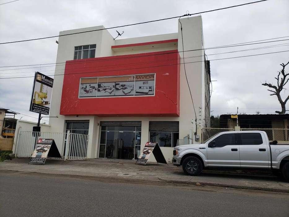 Edificio Comercial sector las Palmas