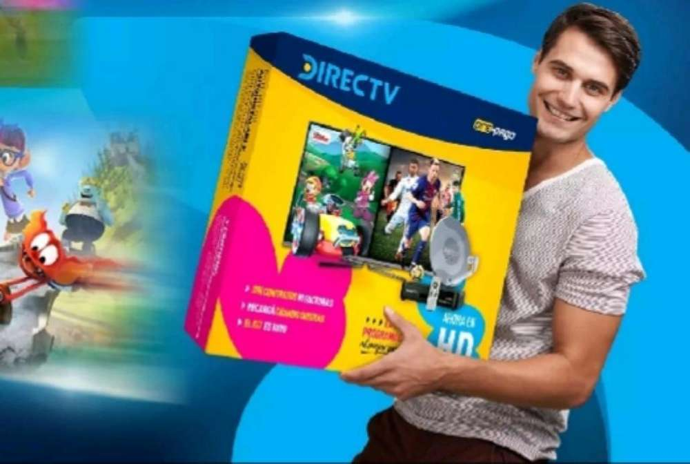 Kits Pre Pago Directv Nuevo 3764640537