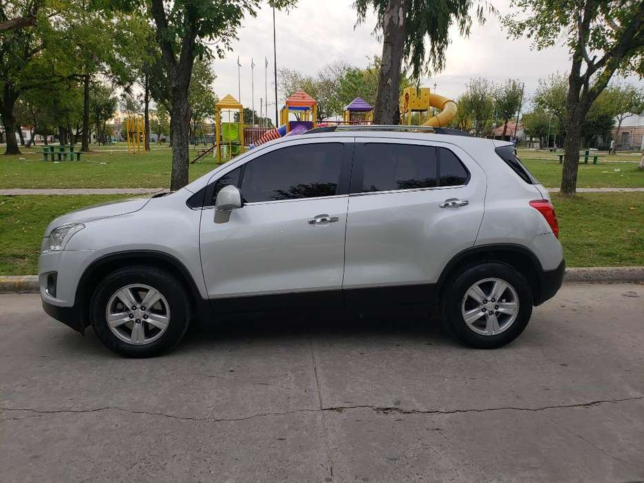 Chevrolet Tracker 2015 - 50000 km
