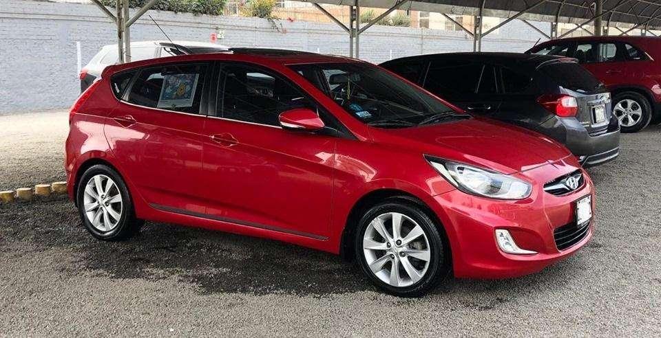 Hyundai Accent Hatchback 2013 - 69000 km