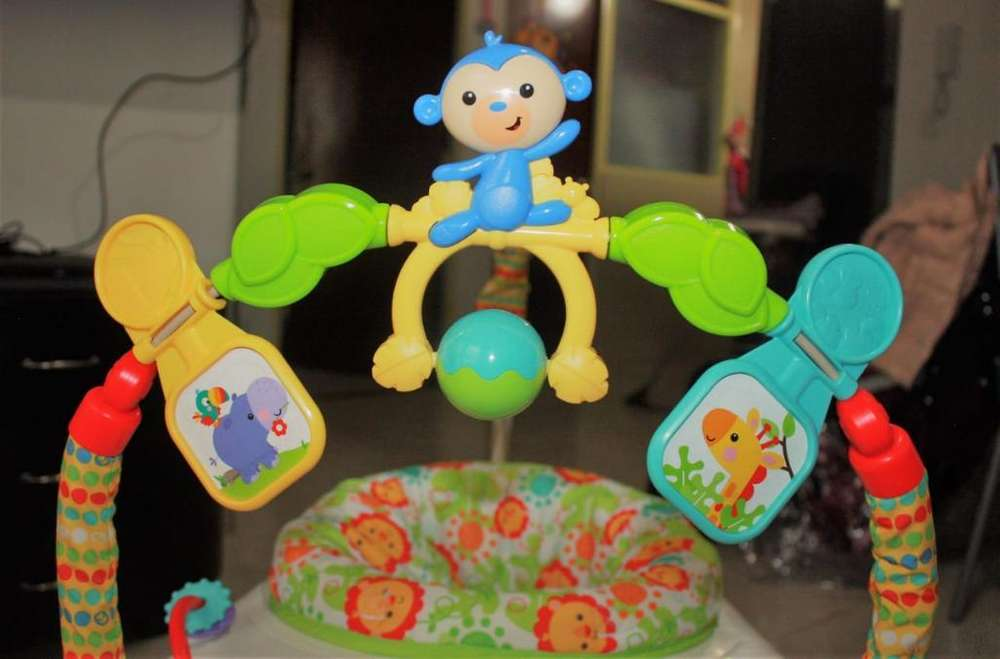 Jumperoo Fisher Price Negociable.