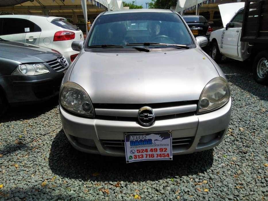Chevrolet Chevy 2008 - 122701 km