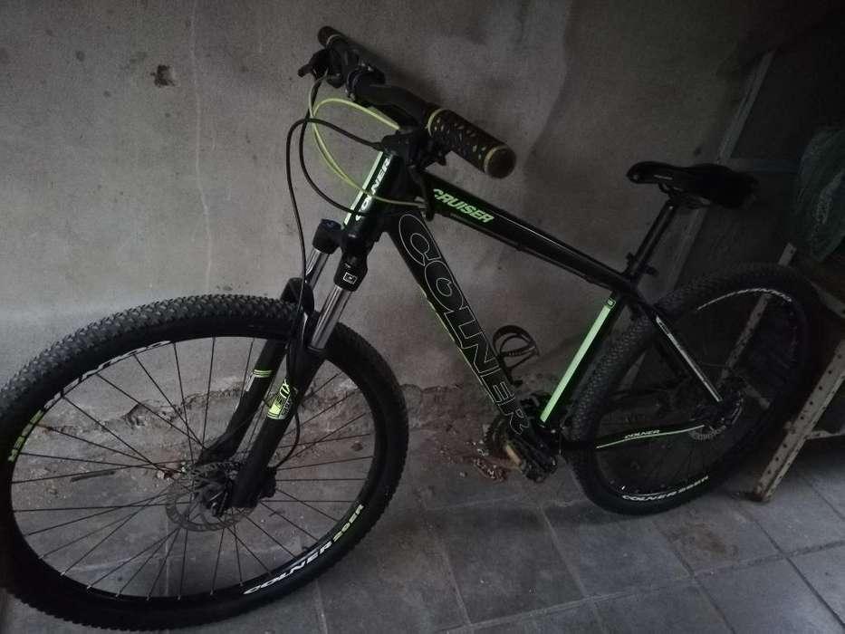 Bicicleta Colner Cruiser