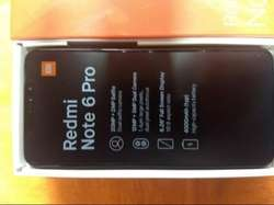 Xiaomi Redmi Note 6 Pro Version Global